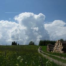 südlich von Görisried