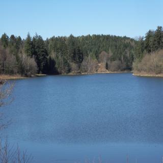 Herrenbach Stausee