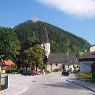 Pilgerkreuzblick
