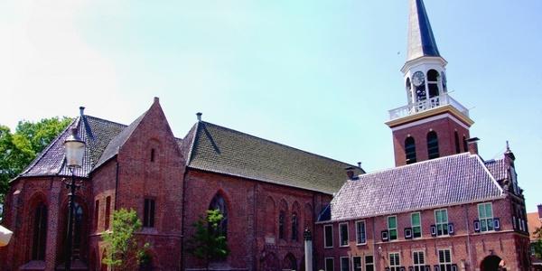 Kirche und altes Rathaus in Appingedam
