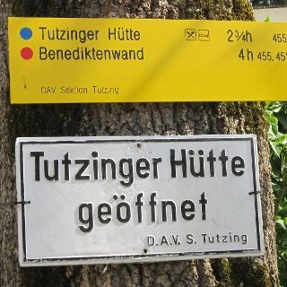 Start am Alpenwarmbad