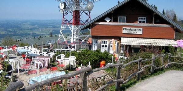 Gasthaus Pfänderspitze
