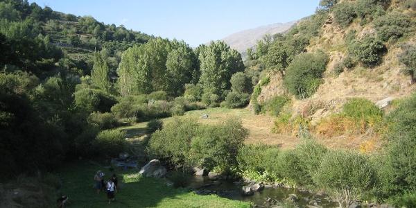 Am Río Trevélez