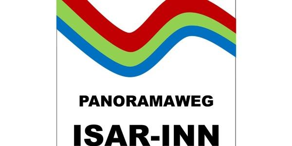 Logo vom Panoramaweg Isar-Inn