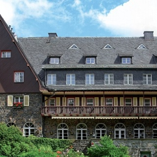 Romantikhotel Jagdhaus Waldidyll