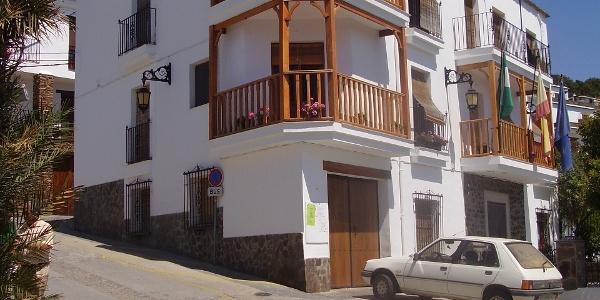 Rathaus in Pórtugos