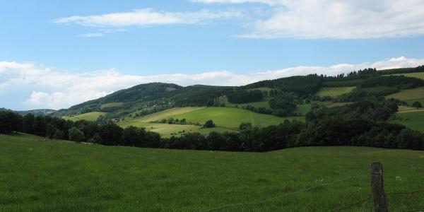 Etappe Küstelberg-Deifeld-Referinghausen-Titmaringhausen