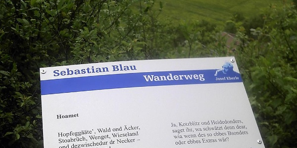 Sebastian-Blau-Wanderweg
