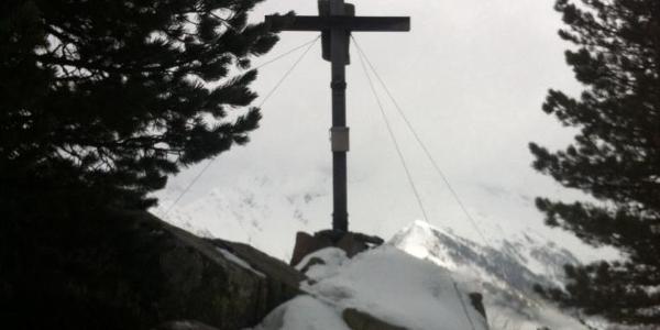 Gipfelkreuz Kellerkopf