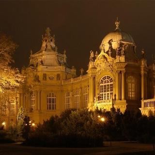 Landwirtschaftsmuseum in Budapest
