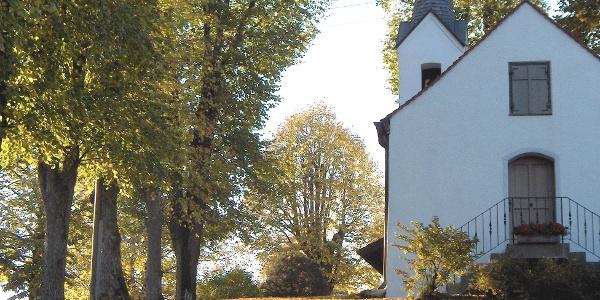 Kapelle in Großhartpenning