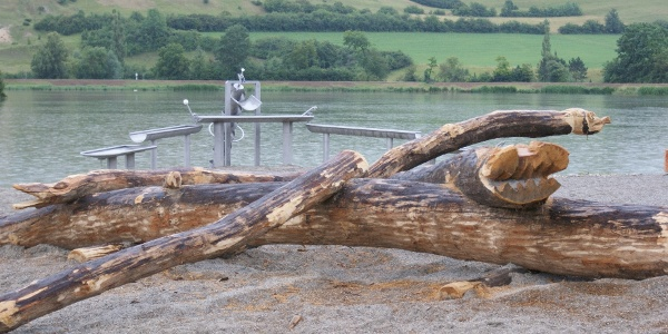Natur- und Wassererlebnis am Härtsfeldsee