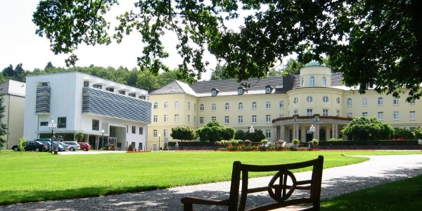 Park Bad Hermannsborn - Bad Driburger Ortsteil