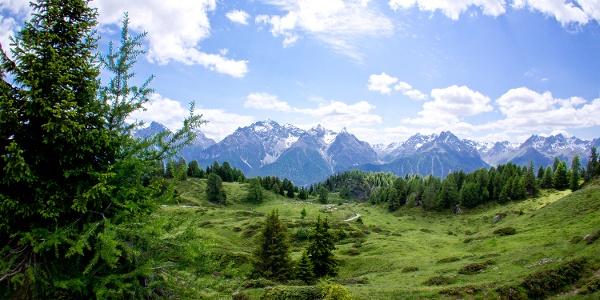 Alp Clünas Rundtour