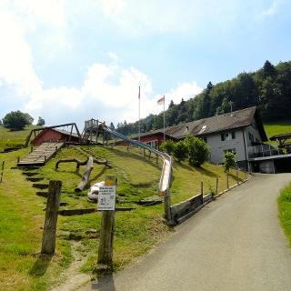 Berggasthof Hintere Wasserfallen