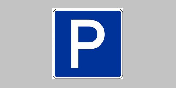 """Parkplatz am """"Hindahls Kreuz"""""""