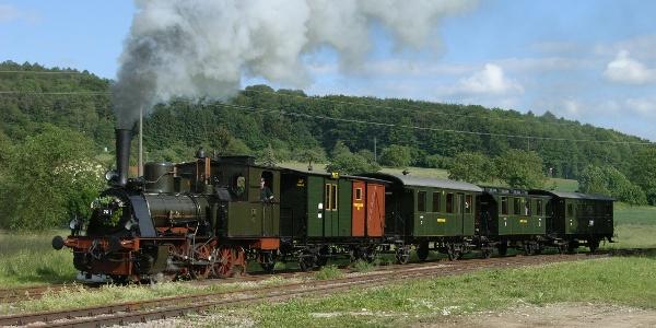 רכבת הקיטור ההיסטורית ״קנדרלי״