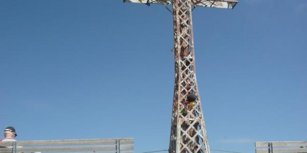 Hochgrat Gipfelkreuz