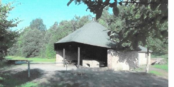 Grillhütte der Ortsgemeinde Otterbach