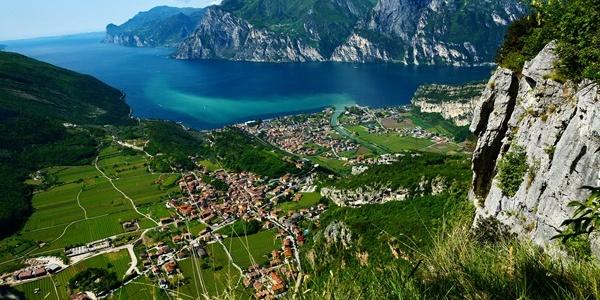 Ausblick vom Monte Corno