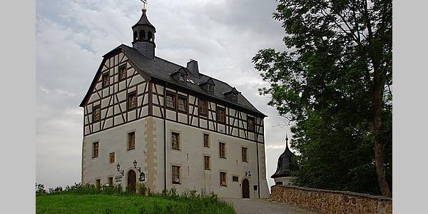 Schloss Jössnitz.