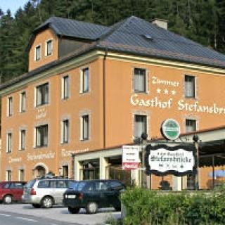 Gasthof Stefansbrücke