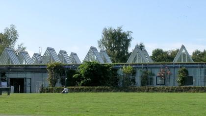 LWL-Römermuseum-Haltern Außenanscht