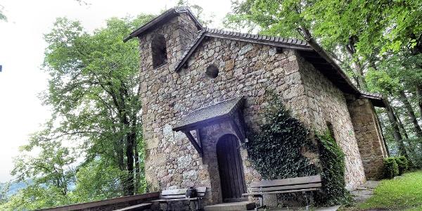 Notburga Kapelle an der Ruine Rottenburg
