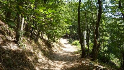 Der Ligurische Höhenweg