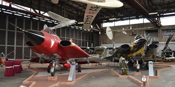 Militärluftfahrtausstellung Zeltweg
