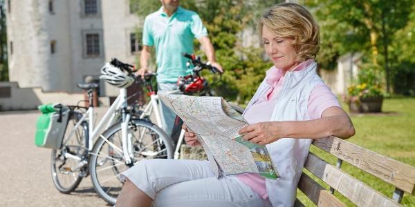 Auch rund um den Bäderradweg gibt es eine Menge zu Entdecken