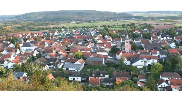 .... Weinlagen von Roxheim