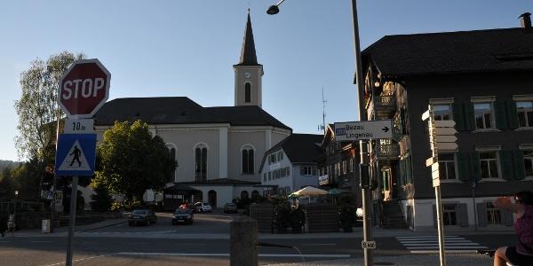 Dorfplatz Alberschwende