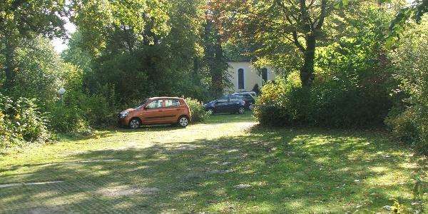 Parkplatz Kirche Stapelage