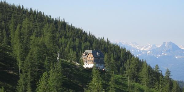 Austriahütte am Brandriedel