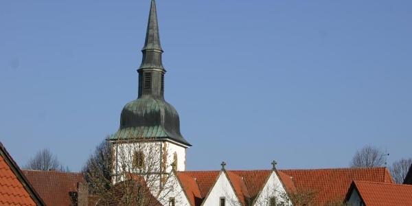 Katholische Pfarrkirche St. Johannes Baptist