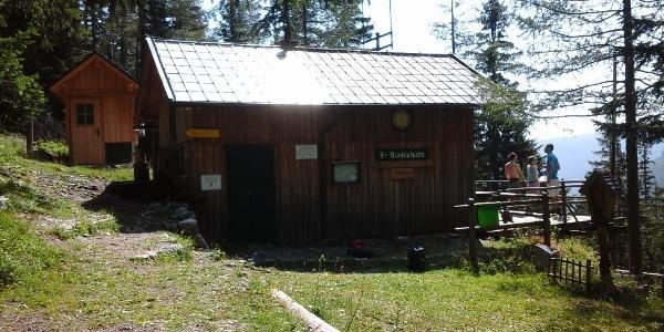Bürcklehütte