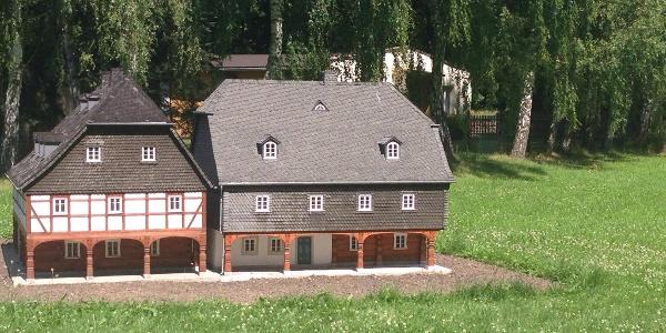 Umgebindehaus-Park