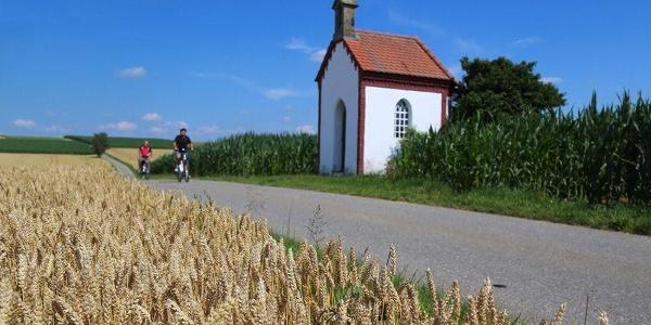 Bernhauser Weg Kapelle