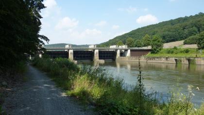 Staumauer Wahnhausen