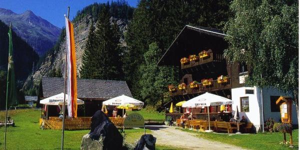 Gmünder Hütte
