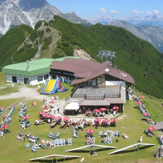 Panoramarestaurant Kreuzjoch