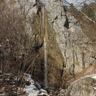Zuchengraben - Wasserfall 2