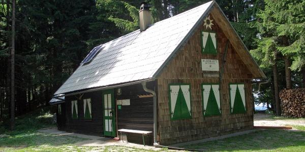 Steinhofberghütte am Lilienfelder Gschwendt, Muckenkogel