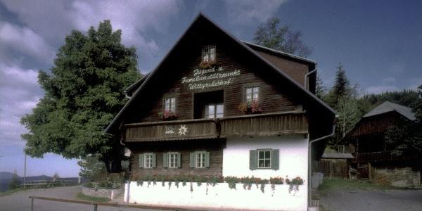 Wittgruberhof, Jugendh.
