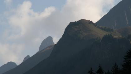die Trettach wacht (das Matterhorn des Allgäus)