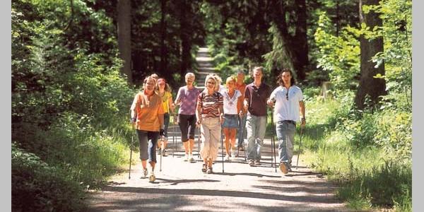 Nordic Walking in Freudenstadt