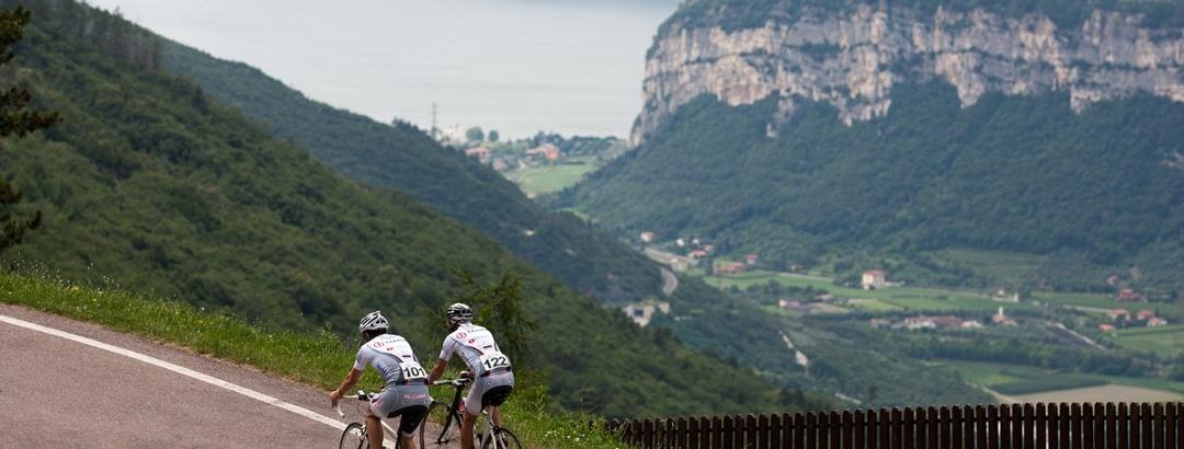 Auf der Straße zum Monte Velo