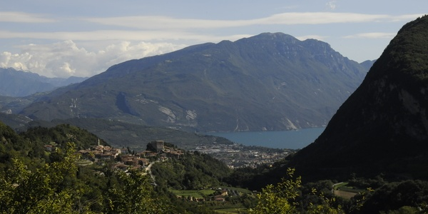 View from Ville del Monte