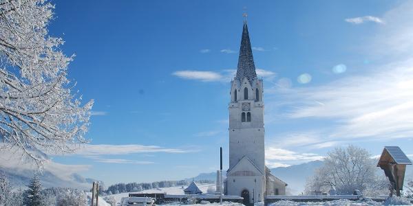 Winterwanderung zur Pfarrkirche Hl. Martin
